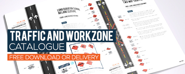 Get our Traffic and Workzone Catalogue