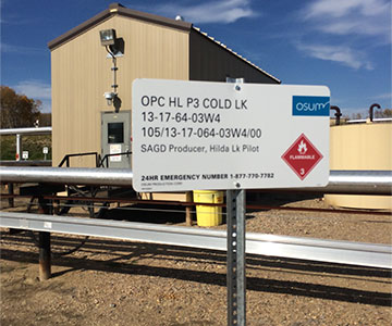 Osum Pad Sign