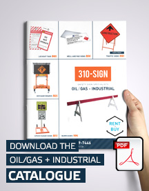 Download 310-SIGN 2015 Oil, Gas and Industrial Catalogue